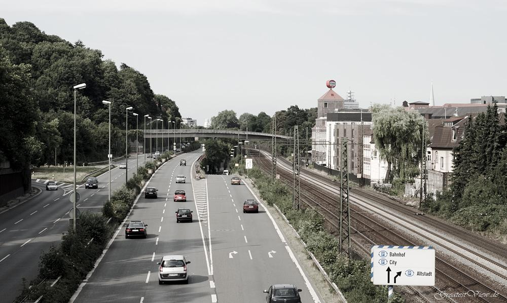 Ostwestfalendamm Bielefeld